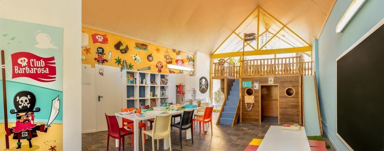'Barbarosa' Kids Club Apartotel Magic Tropical Splash Benidorm