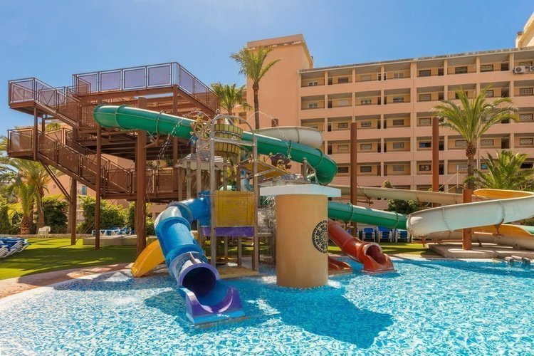 'Pirate's Land' Splash Park Apartotel Magic Tropical Splash Benidorm