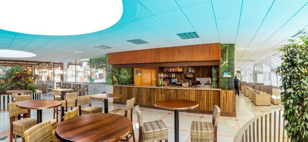 'Nassau' Lobby Bar Apartotel Magic Tropical Splash Benidorm