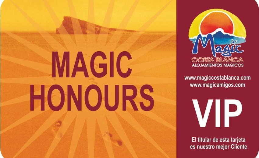 Club VIP 'Magic Honours' Magic Aqua™ Tropical Splash Benidorm