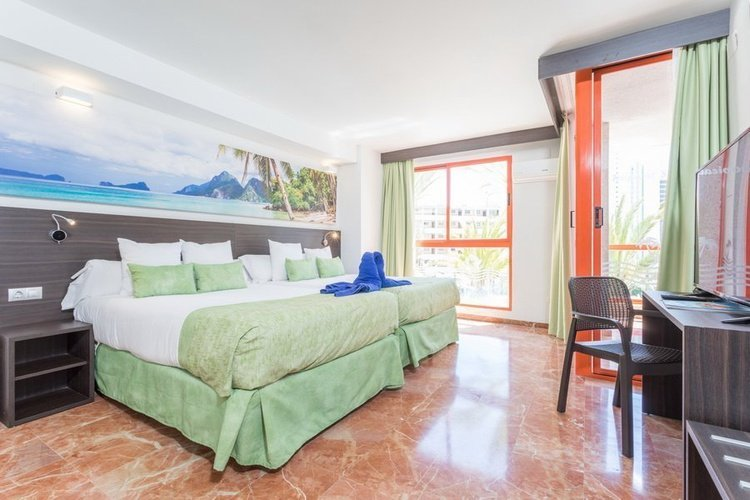 Apartamento Apartotel Magic Tropical Splash Benidorm