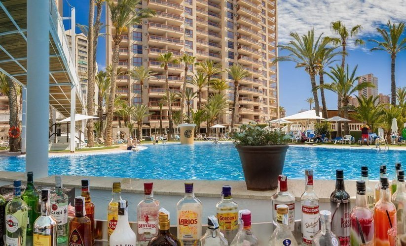 'Cayo Coco' Bar Apartotel Magic Tropical Splash Benidorm