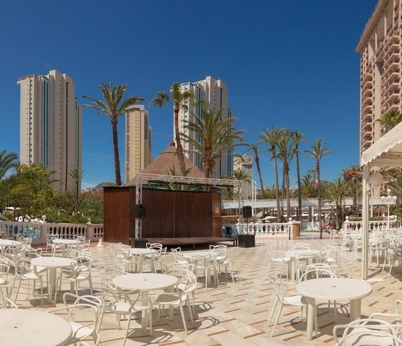 'Barbados' Bar Apartotel Magic Tropical Splash Benidorm