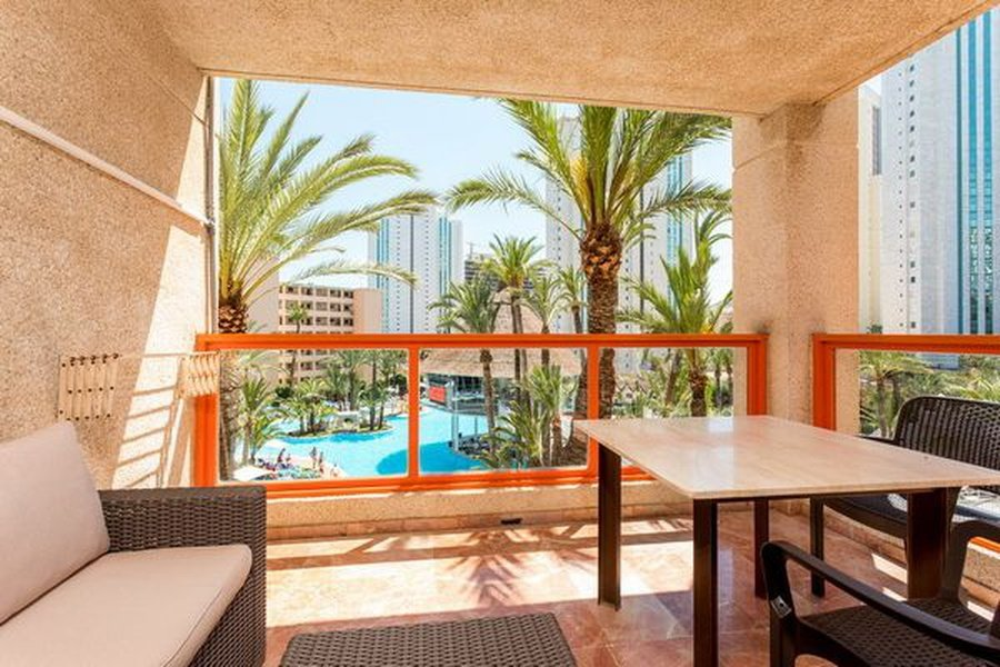 ¡Mejora tu apartamento! Apartotel Magic Tropical Splash Benidorm