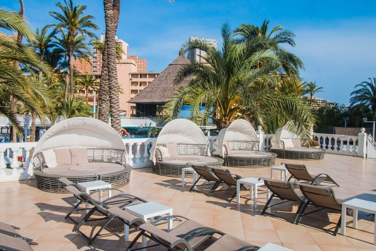 Chillout Apartotel Magic Tropical Splash Benidorm