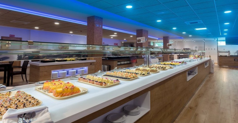 Restaurante 'Caribe' Apartotel Magic Tropical Splash Benidorm
