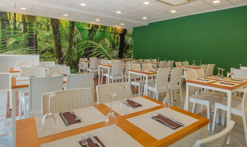 Restaurante 'Tropical' Apartotel Magic Tropical Splash Benidorm