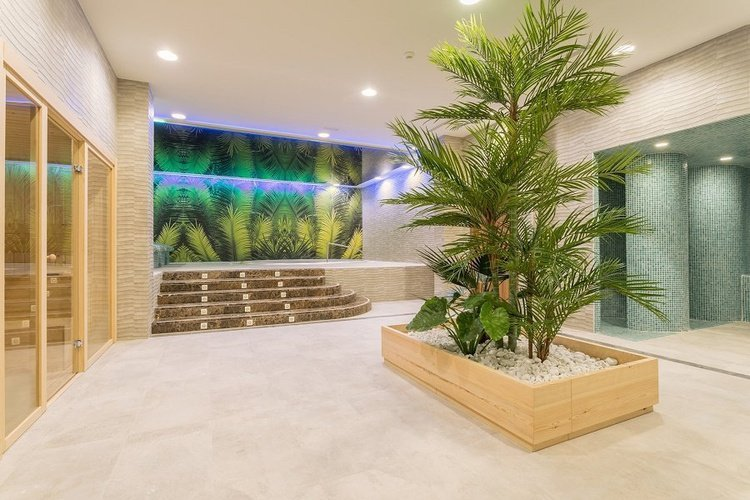 'Fountain of Youth' Spa & Beauty Centre Apartotel Magic Tropical Splash Benidorm