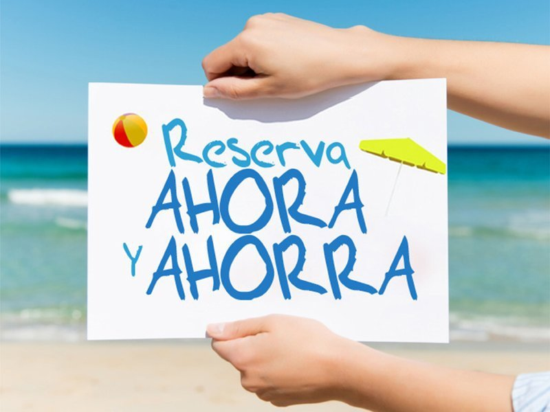 Reserva Ahorra! Apartotel Magic Tropical Splash Benidorm