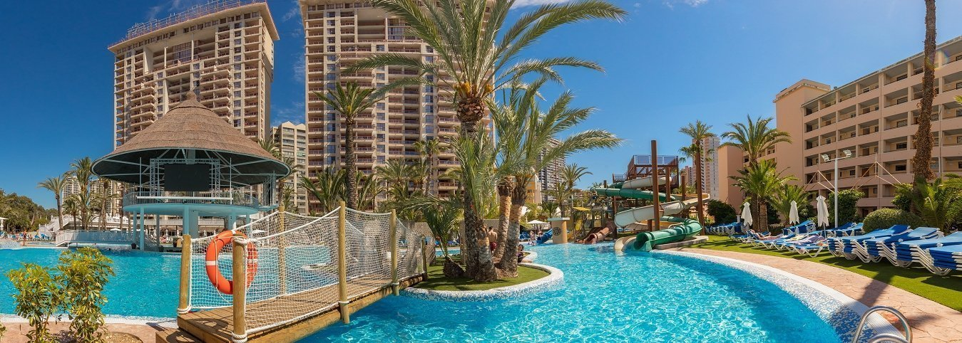Magic Aqua Experience™ Apartotel Magic Tropical Splash Water Park, Spa & Caribbean Resort